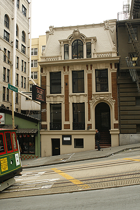 The Meridian Gallery in San Francisco (Photo courtesty Meridian Gallery)