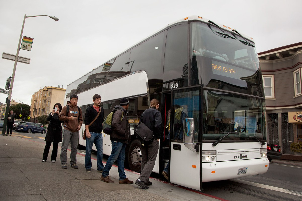 San Francisco Supervisors Split Over Extension of Tech Shuttle Bus Program