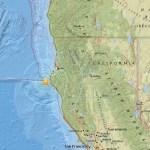 5.7 Earthquake Rattles Northern California Coast