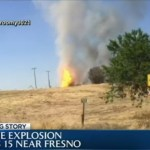 Investigators Looking for Cause of Fresno Gas Blast