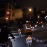 Video: Confrontation Between Critical Mass Bicyclist and Driver in S.F.