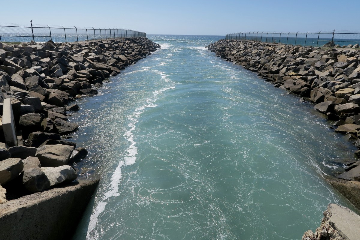 Could Israeli Ingenuity (and Seawater) Help California Slake Its Thirst?