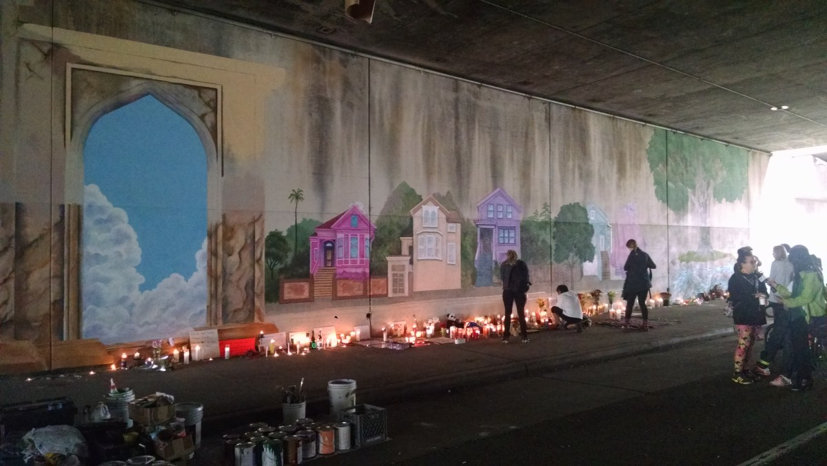 Gun Used in Oakland Muralist Killing Belonged to Federal Agent