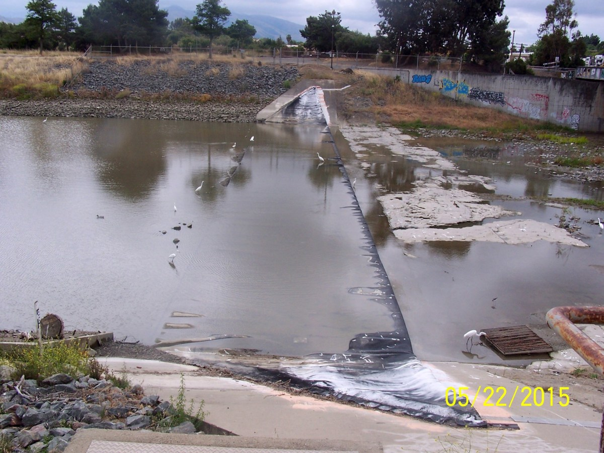 Authorities: Fremont Dam Vandalism Caused by Drunk and High Suspects