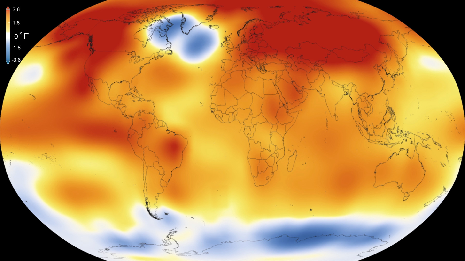Scientists Say 2015 Was The Hottest Year EVER