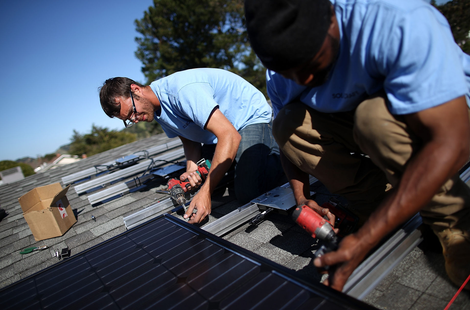 California solar industry job growth reaches record levels