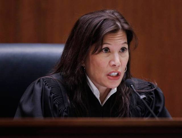 California Supreme Court Chief Justice Tani Cantil-Sakauye.