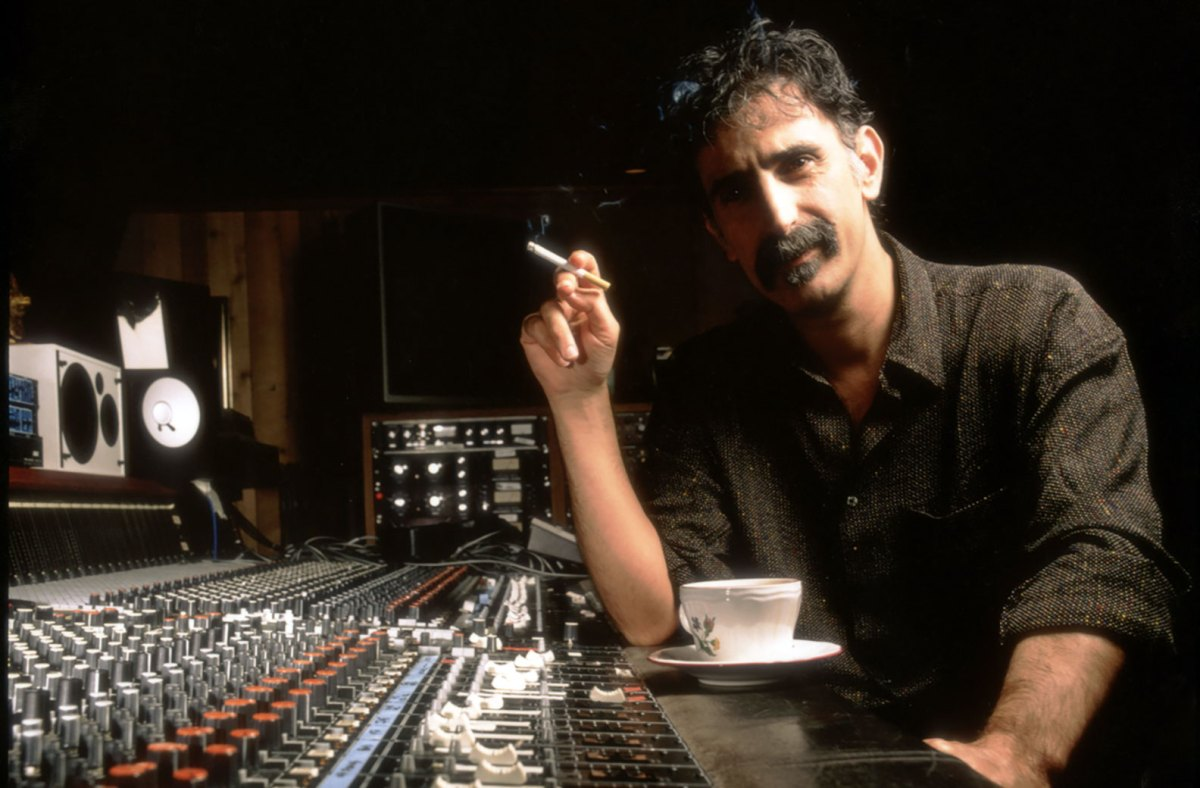 Mothers of Preservation: Frank Zappa Film Project Focuses on Restoration