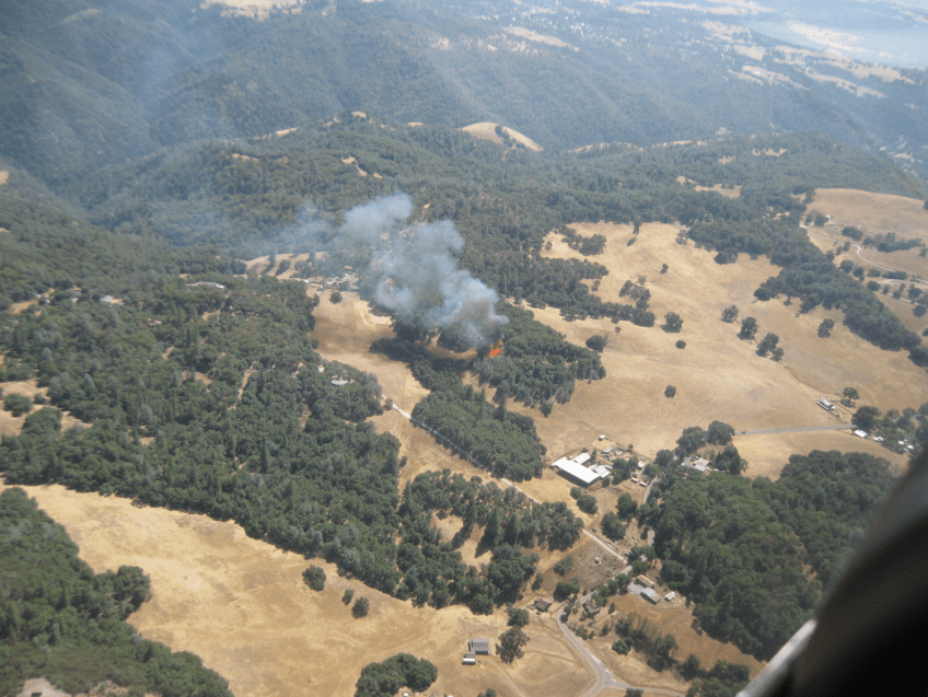 Cal Fire Hits PG&E With $90 Million Bill for Huge Blaze in Sierra Foothills