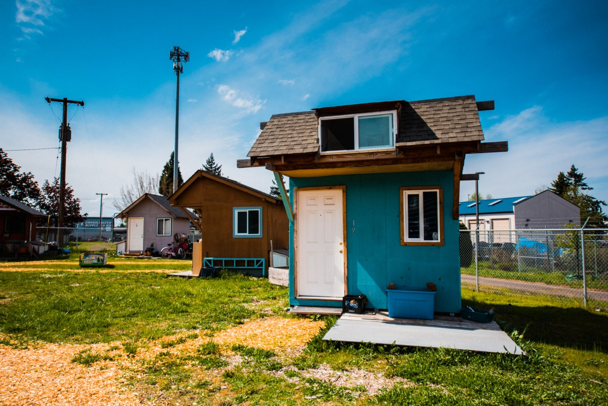 Richmond to Consider Tiny Houses for the Homeless
