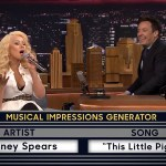 "Christina Aguilera Imitates Britney Spears, Ed Sheeran Covers ""Dirrty"""