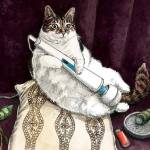 What Do Haikus, Lesbians and Cats Have In Common? Ask Anna Pulley