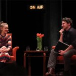 All the Things Joanna Newsom Revealed to Dave Eggers Last Night