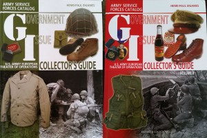 Book Review – Army Service Forces Catalog Government Issue Collector's Guides Volumes 1 and 2