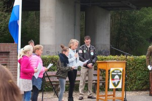 Honoring Service – Engaging Children in WWII Research