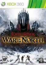 War in the North Box Art for Xbox