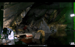 07 The Hobbit Production Video #2 - Martin Freeman and Andy Serkis in Gollum's Cave