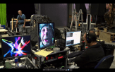 14 The Hobbit Production Video #2 - Screen capture with Andy Serkis