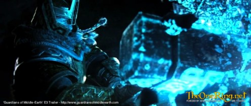 Guardians Of Middle Earth Video Game, E3 2012_ Gimli-imp