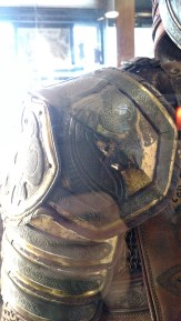 Theodred's armor details
