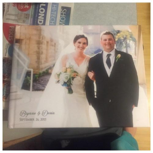 Medium Of Wedding Photo Book