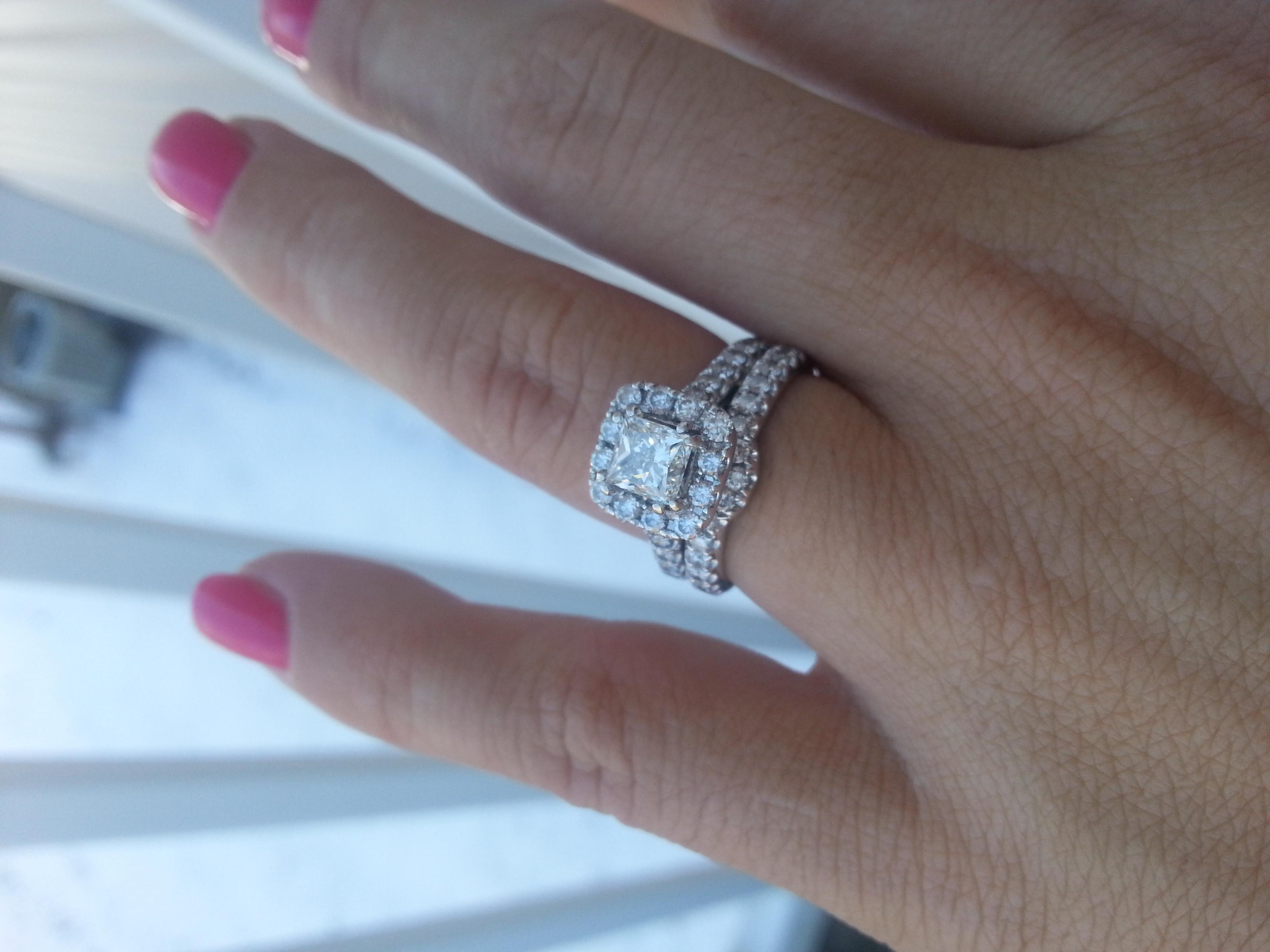 show me your littman jewlers zales kay or jared rings zales diamond wedding rings