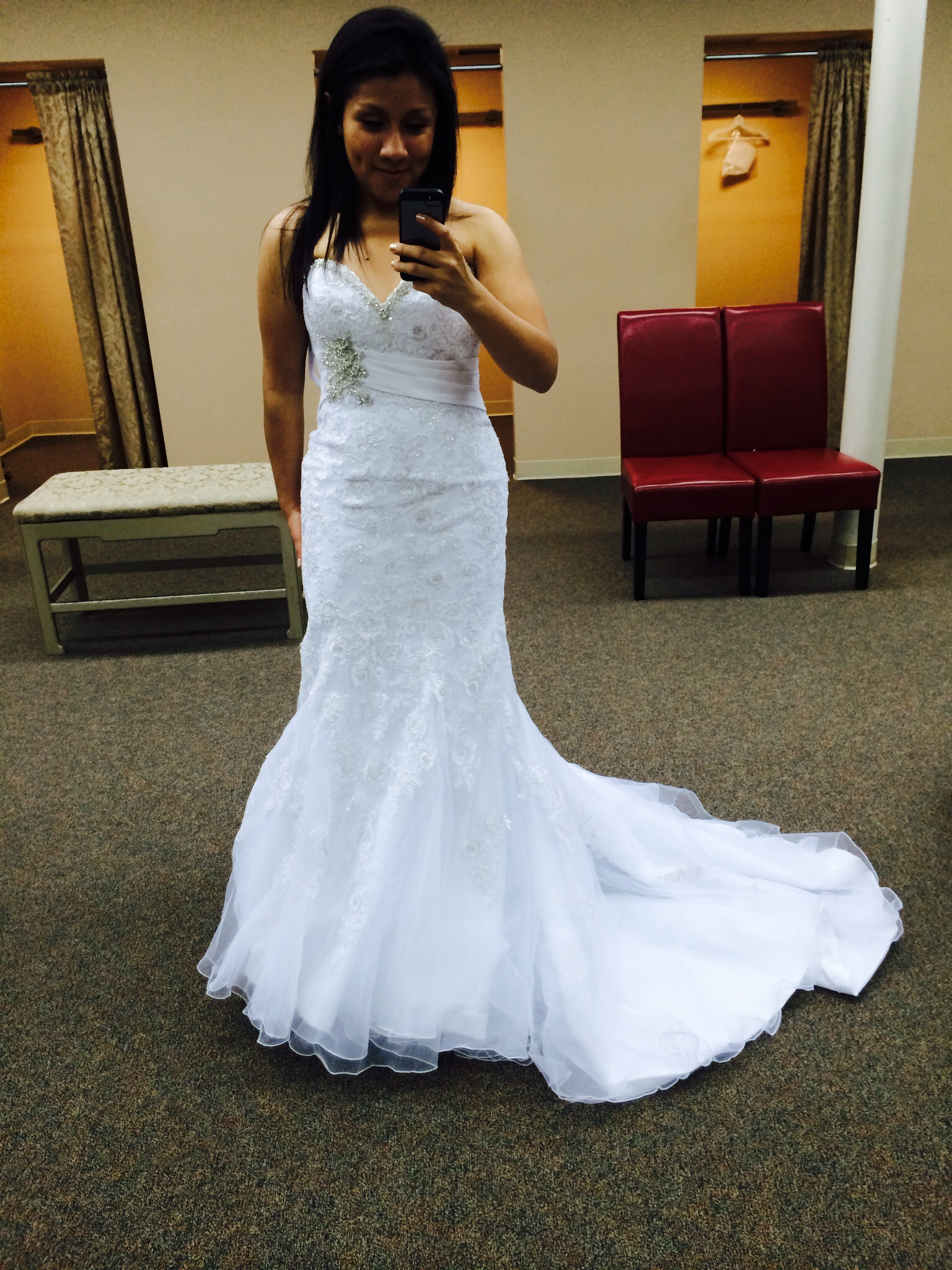 petite brides show me your trumpetfit and flare wedding dress wedding dresses for petite Petite brides show me your trumpet fit and flare wedding dress