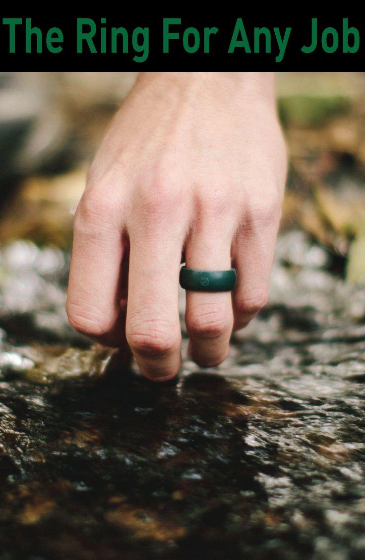 fakevacation rings anyone rubber mens wedding band Fake vacation rings anyone