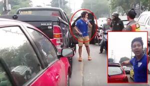 รวมคลิป ดีเจเก่ง ขับกระบะวีโก้ถอยถอยรถชน แต่บอกโดนชน แถมวอนผู้คนโปรดเห็นใจ