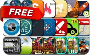 App Free ประจำวัน ปกติเสียเงิน วันนี้โหลดฟรี 3 สิงหาคม 2016