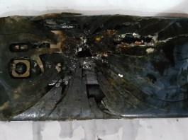 ยังไม่จบง่ายๆ!! พบ Samsung Galaxy S7 edge ระเบิด จนลุกไหม้อีกแล้ว