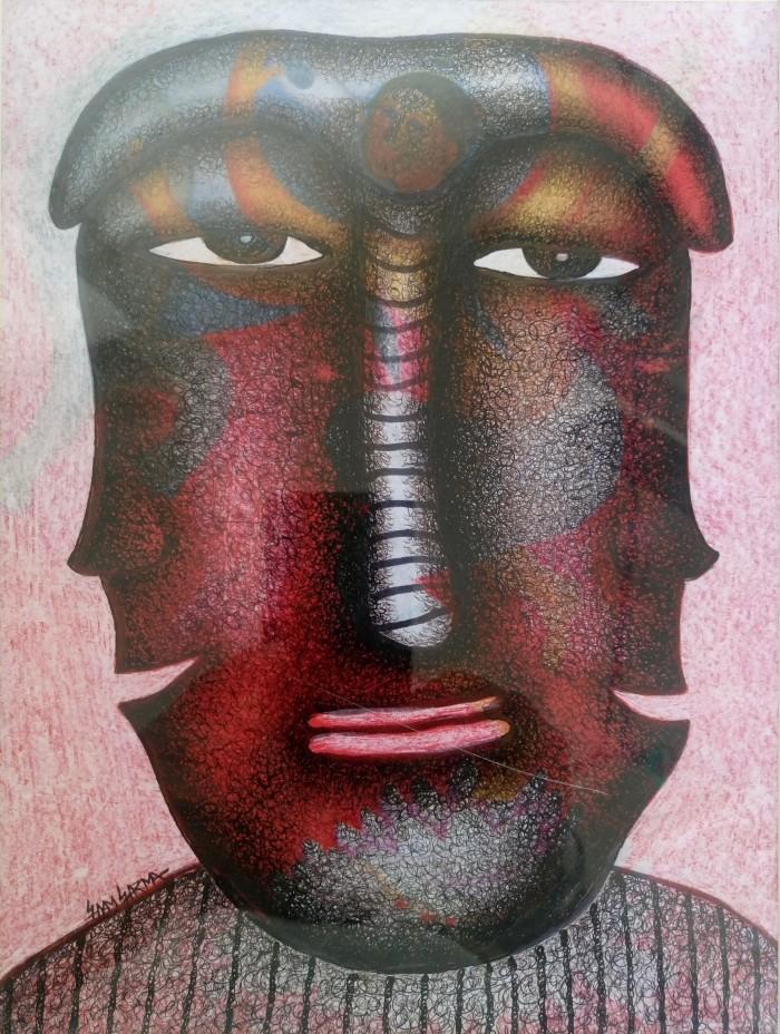 shyam-sharma-face