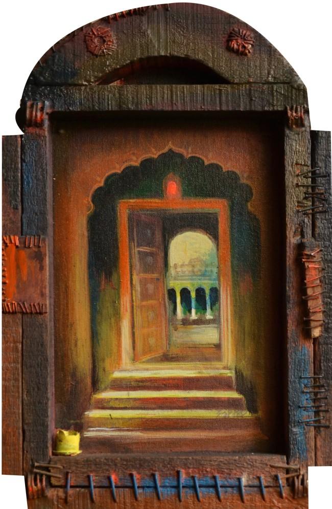 Darwaazaa-Jain Dharamshala