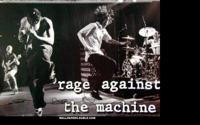 Best band - Rage Against the Machine 1440x900 Wallpaper #1