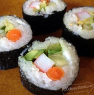 Making Sushi Rolls Simple - it really isn't too hard