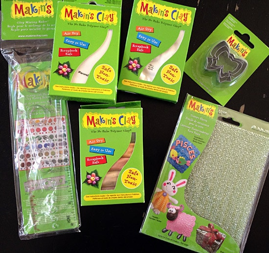 Makins Clay products