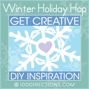 Winter Holiday Hop - Creative DIY Inspiration for the Holidays