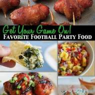 Favorite Football Party Food for the Big Game