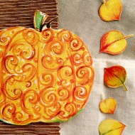 Fall Harvest Art and Decor
