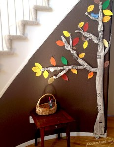 Make an Interactive Thankful Tree