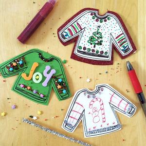 Virtual Ugly Sweater Party