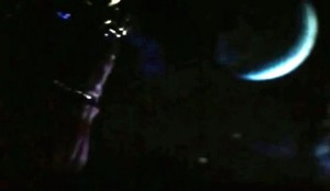 Thanos Screenshot from the Avengers movie