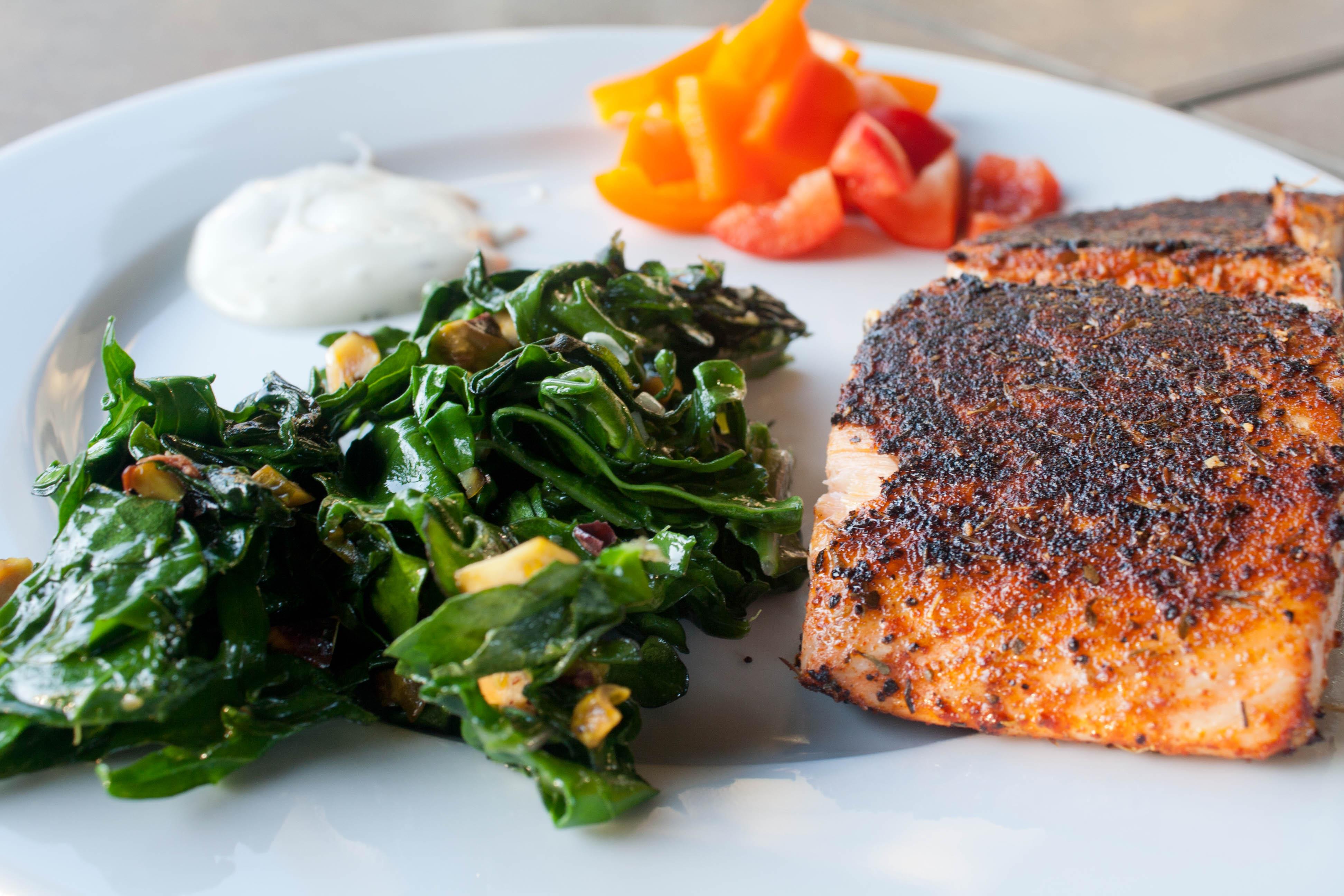 Sautéed Kale with Smoked Paprika Recipe