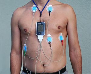 Holter-monitor
