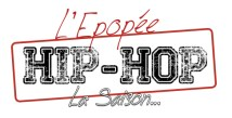 Logo saison Epopée Hip-Hop Carcassonne