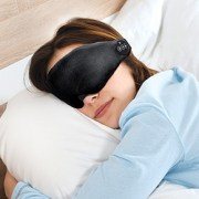Wireless Eye Mask With Headset