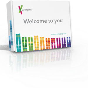 DNA reports on your ancestry, traits & health