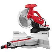Milwaukee Tool 12-inch Dual Bevel Sliding Compound Mitre Saw