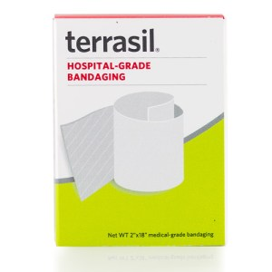 Terrasil Hospital-Grade Bandaging