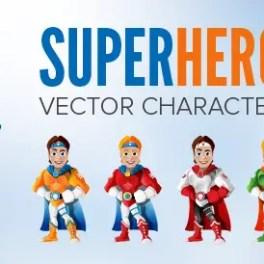 handsome-superhero-character-free-vector